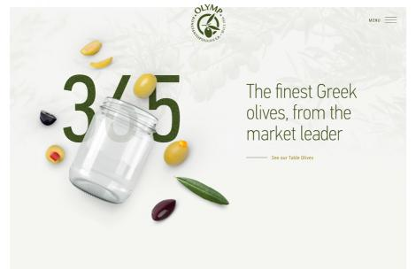 案例研究:希腊餐桌橄榄油出口商官方网站
